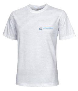 T-shirt Odzież antystatyczna