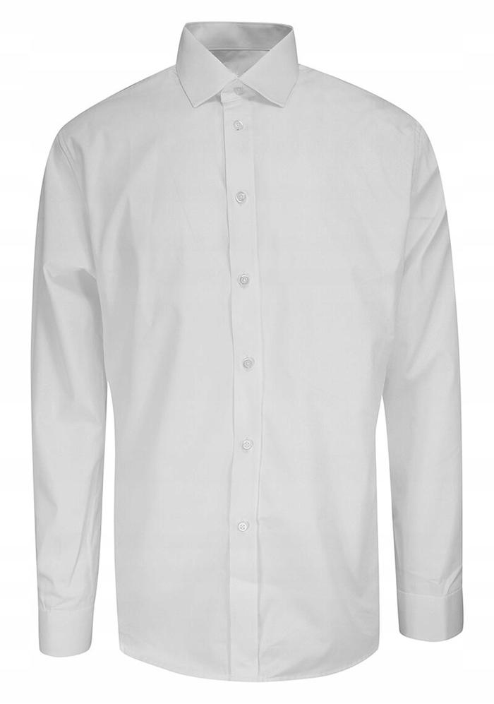 Koszula wizytowa biała