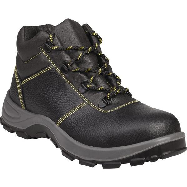 buty robocze ciemno-brązowy